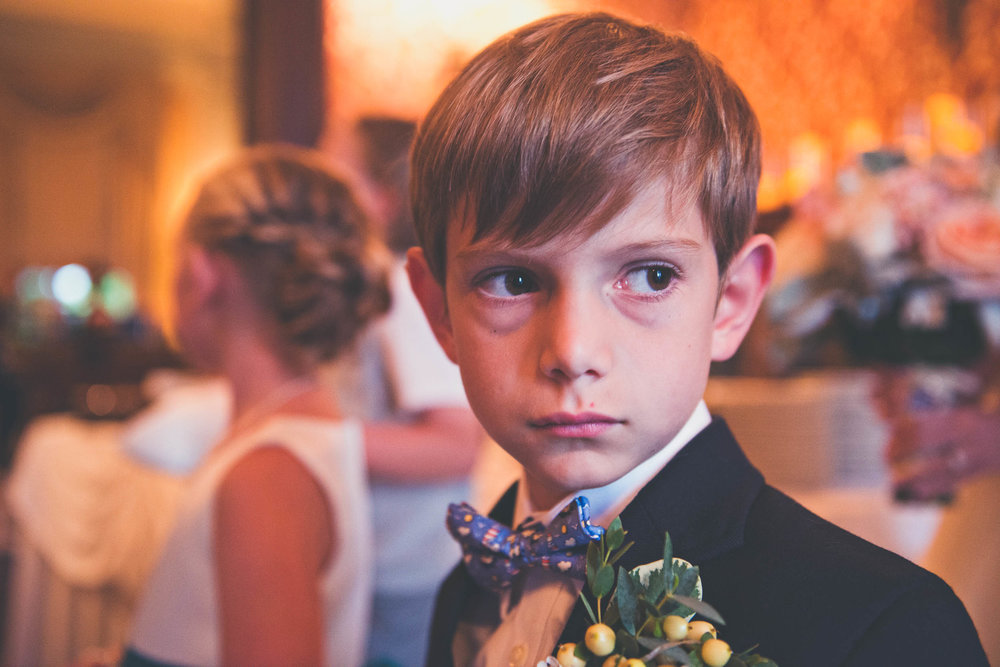 Boy at wedding - Weddings - Photo credit Nicola Bailey.jpg