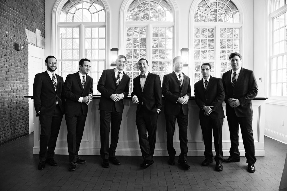 Groomsmen  - Weddings - Photo credit Nicola Bailey.jpg