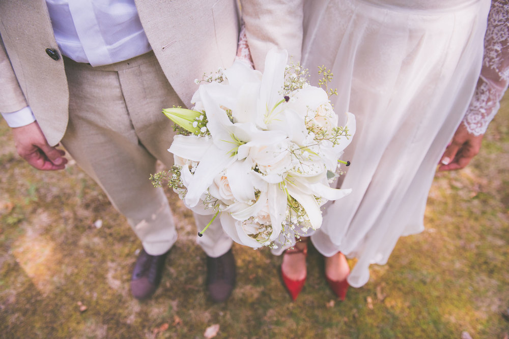 Hands holding bouquet - Weddings - Photo credit Nicola Bailey.jpg