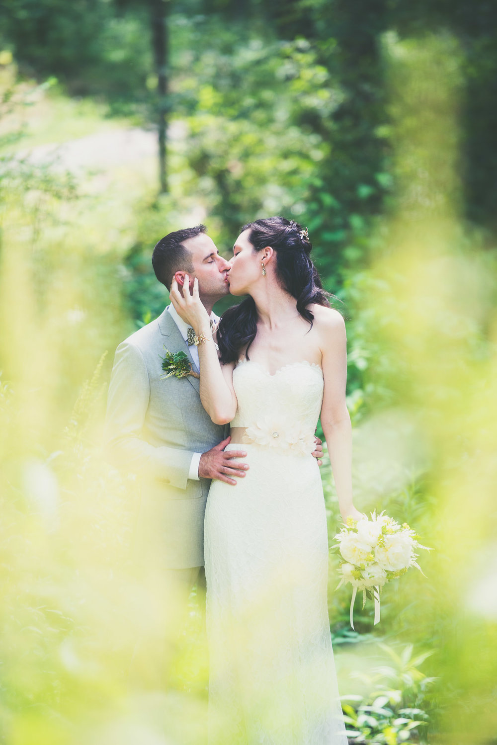 Kissing through grass - Weddings - Photo credit Nicola Bailey.jpg