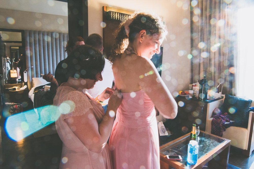 Sun rays getting ready - Weddings - Photo credit Nicola Bailey.jpg