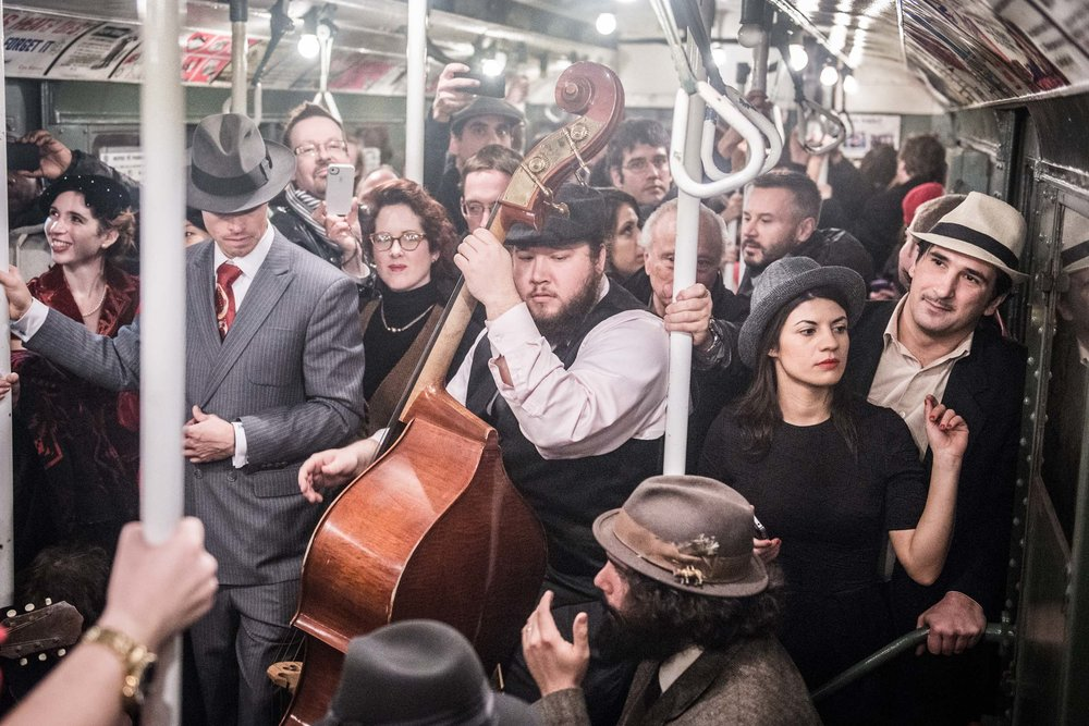 Playing on the subway - Current events - Photo credit Nicola Bailey.jpg