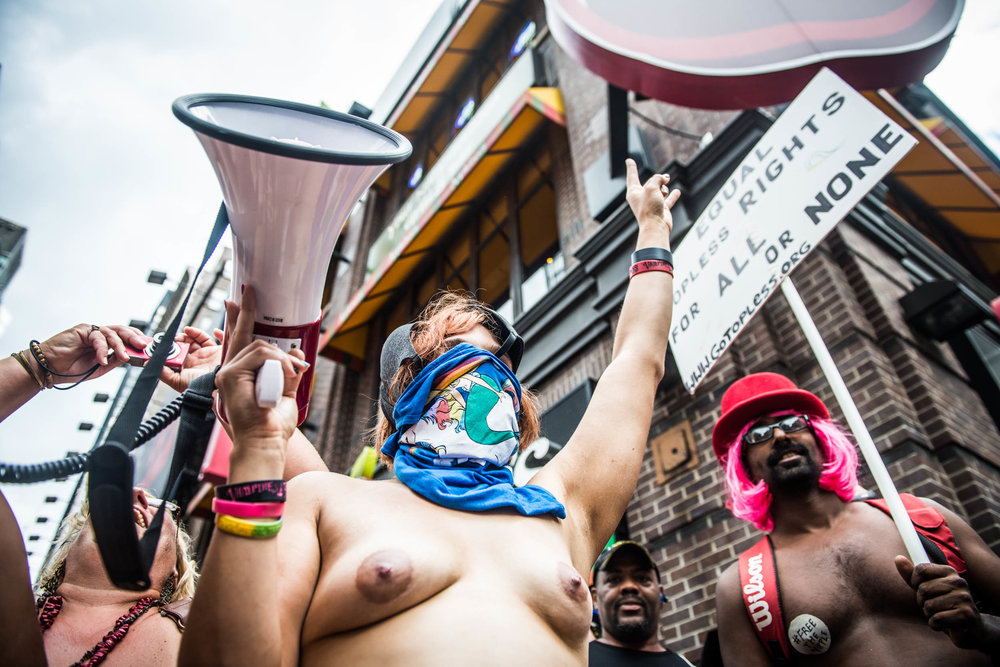 Topless march signs and bandana - Current events - Photo credit Nicola Bailey.jpg