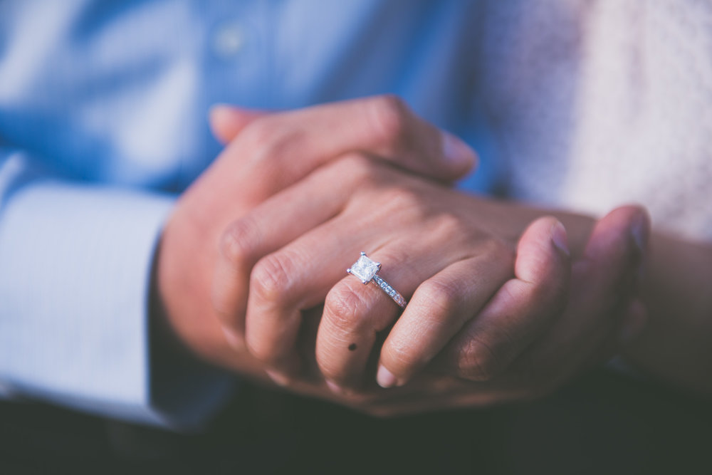 Engagement ring - Engagement portraits -  Photo credit Nicola Bailey.jpg