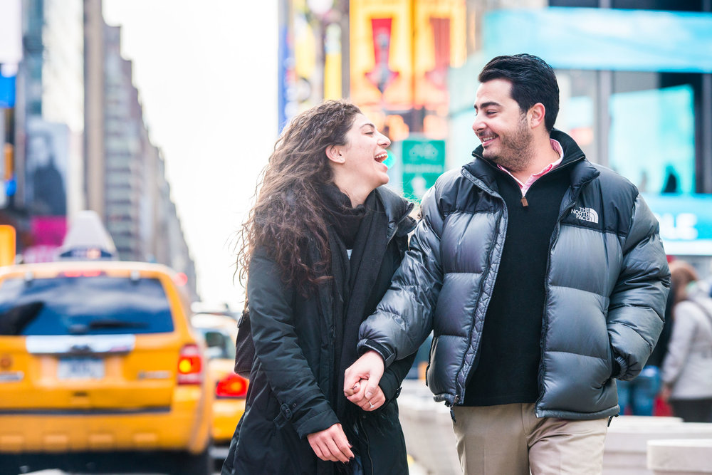 In NYC - Engagement Portraits - Photo credit Nicola Bailey.jpg