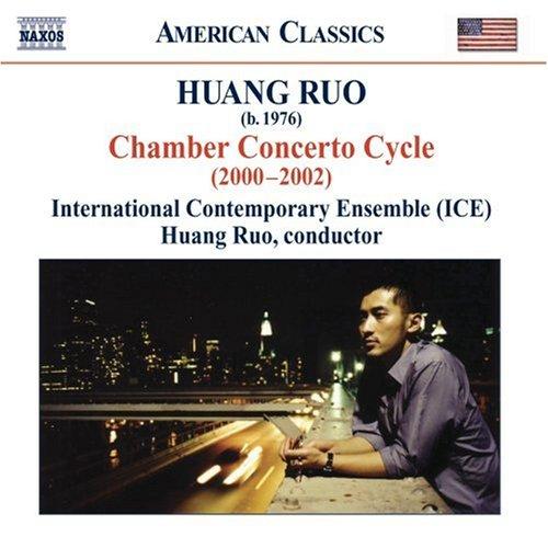Huang Ruo: Chamber Concerto Cycle