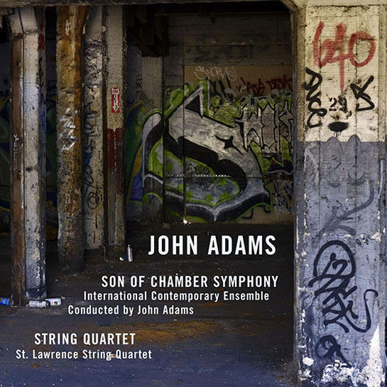 John Adams: Son of Chamber Symphony