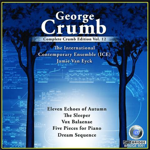 George Crumb Complete Edition, Volume 12