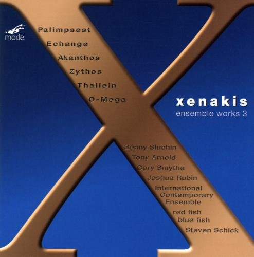 Xenakis: Orchestral Works