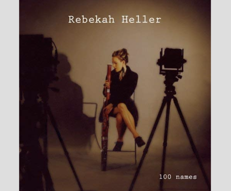 Rebekah Heller: 100 Names