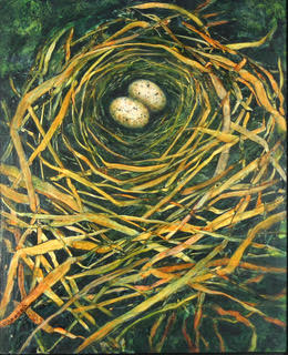 Sherry_streeter_Nest_Oilonpanel_brown.jpg