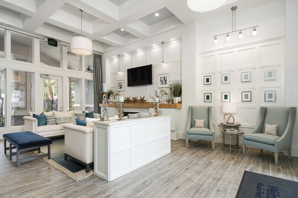 MULTI FAMILY DESIGN - THE DESIGN STUDIO OF LOUISIANA - LANDINGS AT FOUR CORNERS