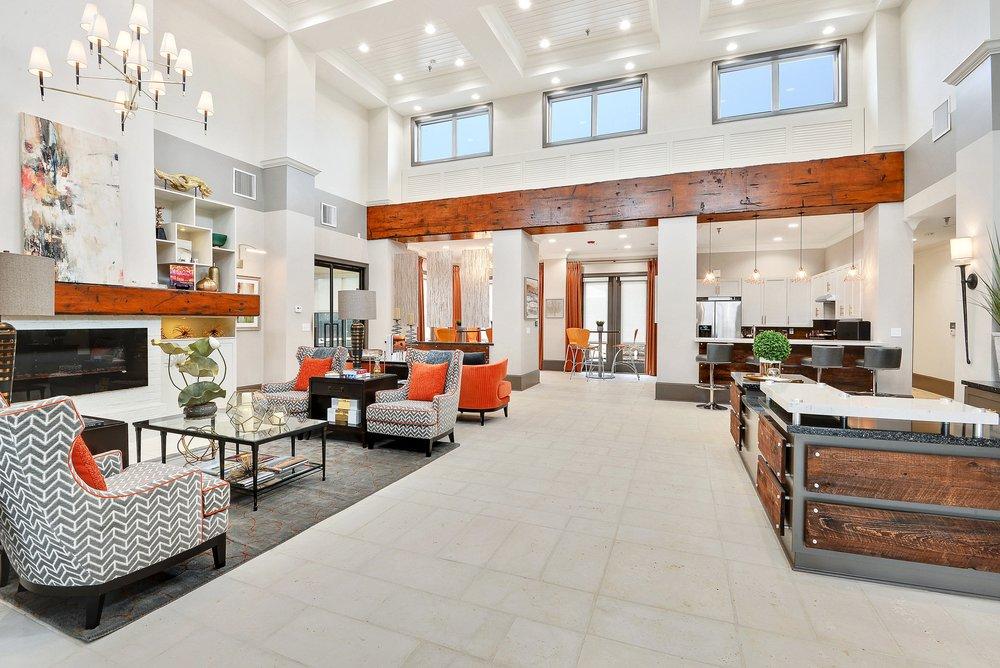 MULTI FAMILY DESIGN The Design Studio | Manchac Lakes Apartments