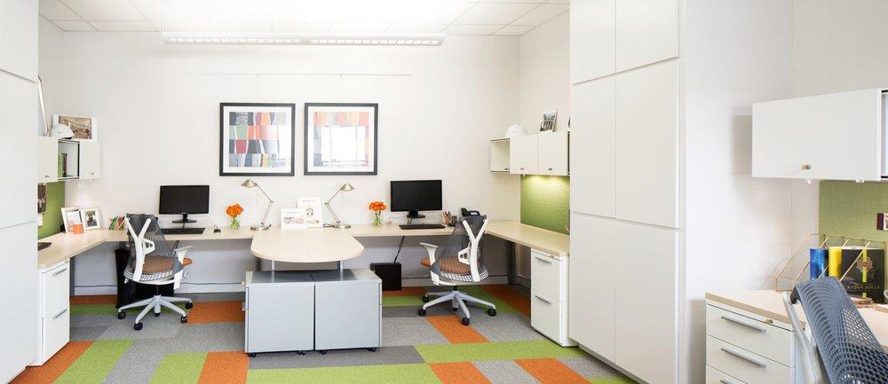 OFFICE DESIGN THE DESIGN STUDIO OF LOUISIANA