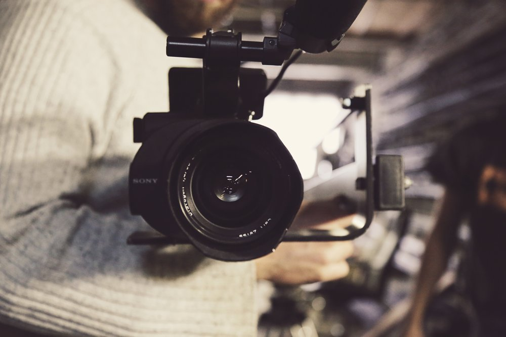 Video - Operate camera during services or help with other videos.