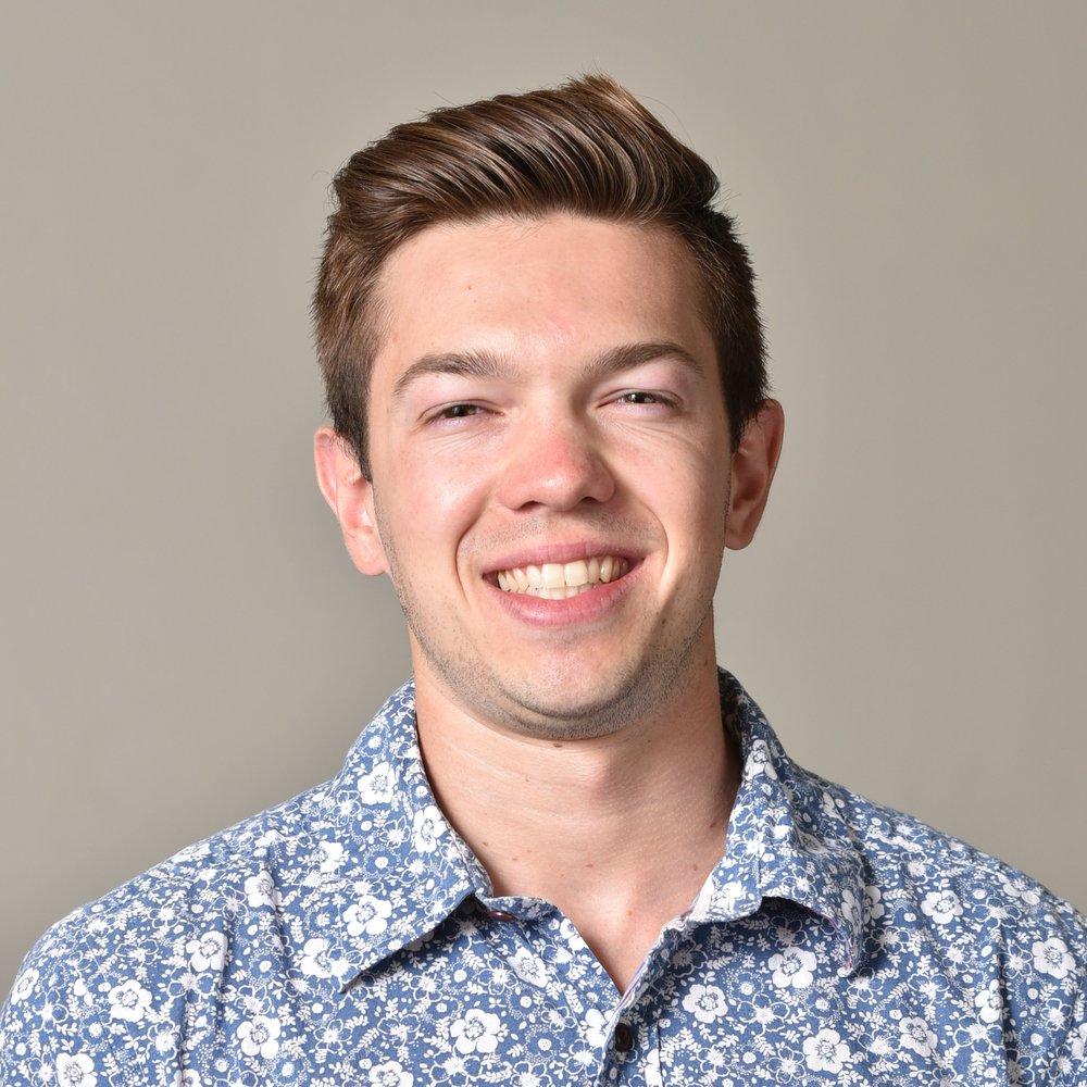 Andrew Hildreth  Graduate Student
