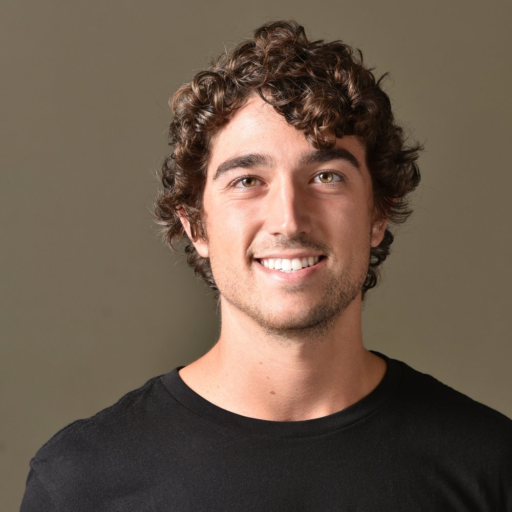 Luke Riggan  Graduate Student