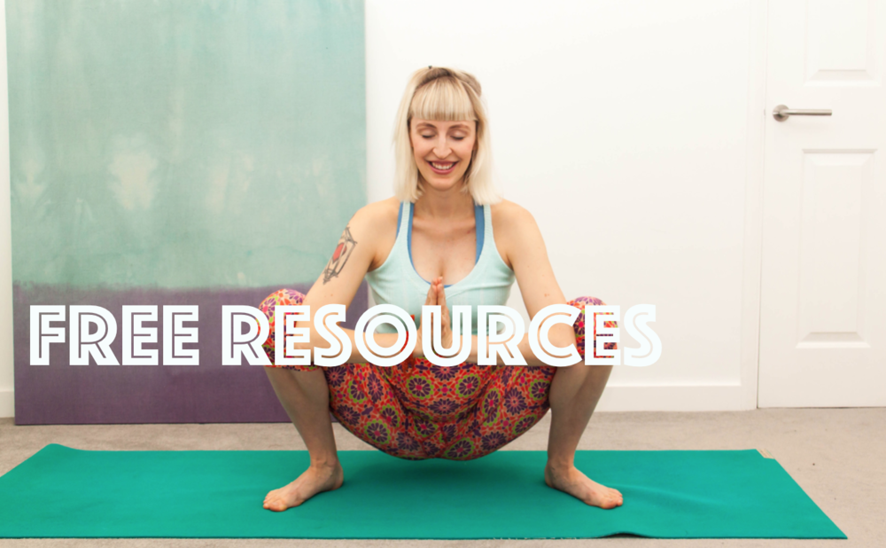Lacey Haynes Free Resources