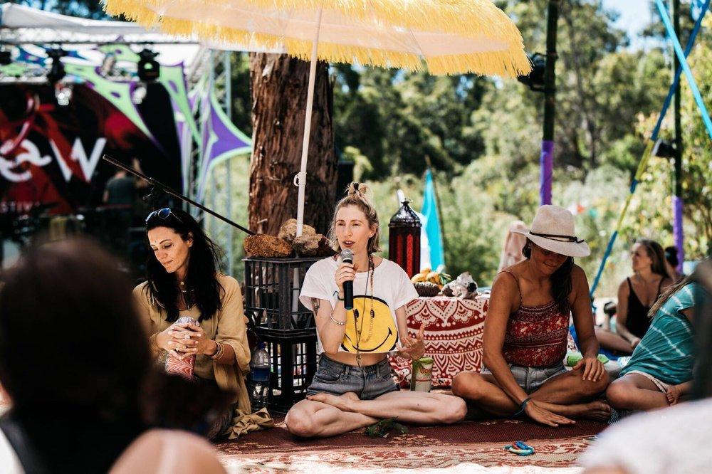 Lacey Haynes Flow Festival WA