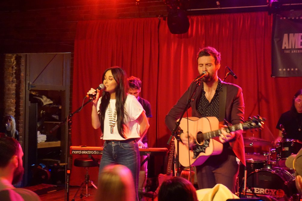 Ruston Kelly with Kacey Musgraves