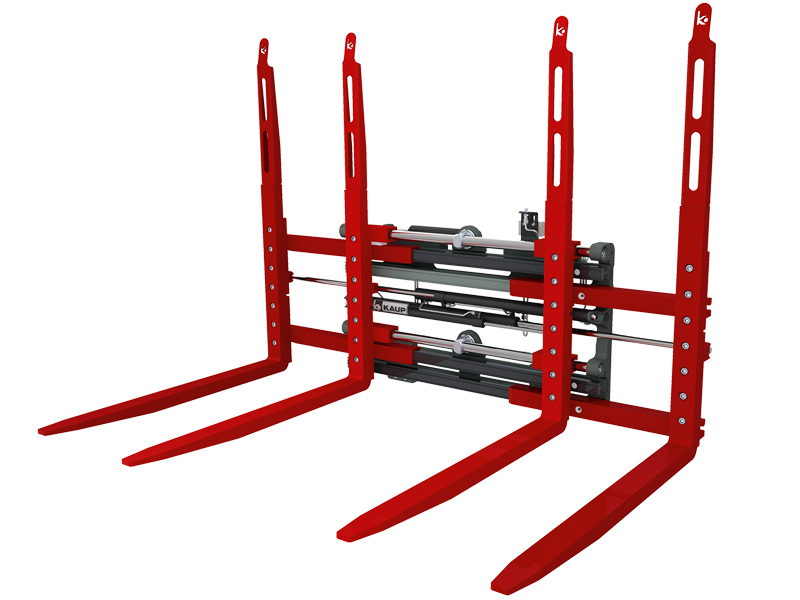 MULTI-PALLET HANDLERS - Multi-Pallet Handlers are the ideal solution for moving multiple loads at the same time, thus, increasing forklift truck efficiency.
