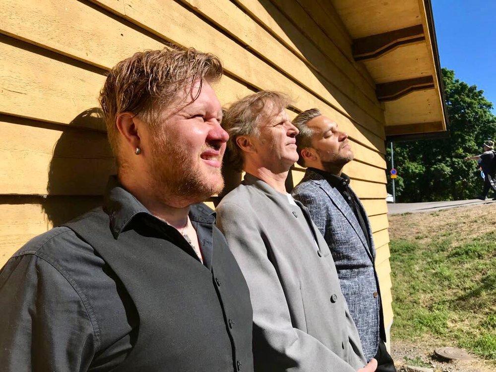 Miehet tiskillä 2018, Jay Kortehisto vieraana.