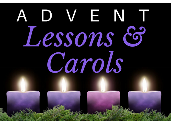 music with a mission concert advent lessons carols. Black Bedroom Furniture Sets. Home Design Ideas