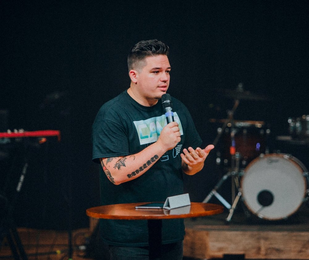 Keegan Sullivan - Spartanburg Youth Pastorkeegan.sullivan@freechapel.org