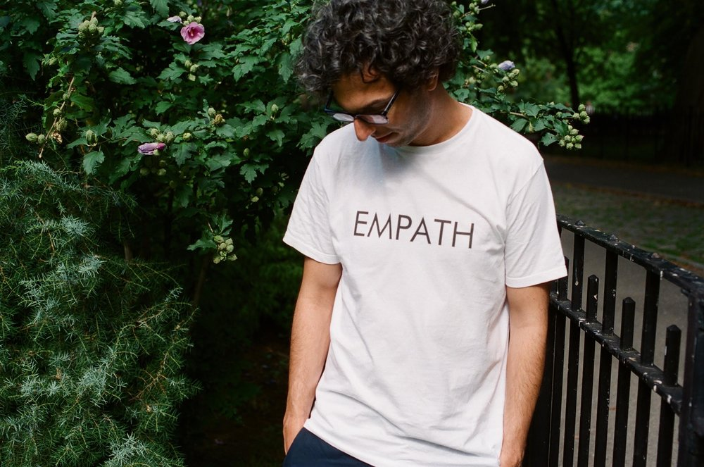 Empath Shirt by Lina Scheynius