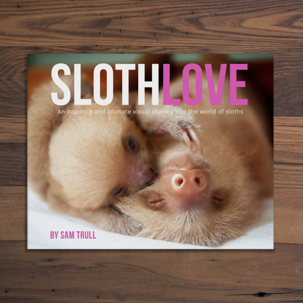 Slothlove cover design