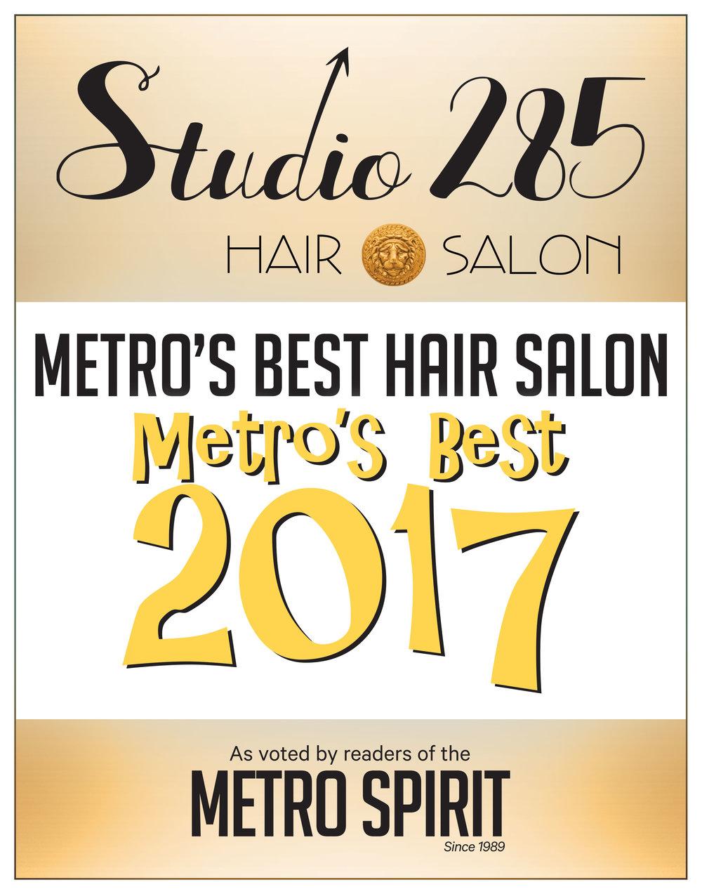 Metro's best 2017