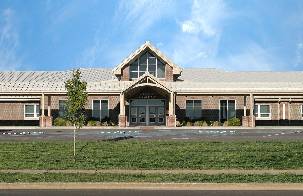 Coventry Oak Elementary School
