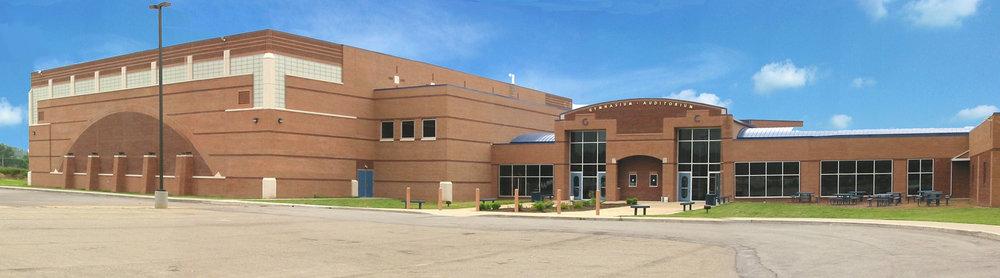 Gallatin County High School