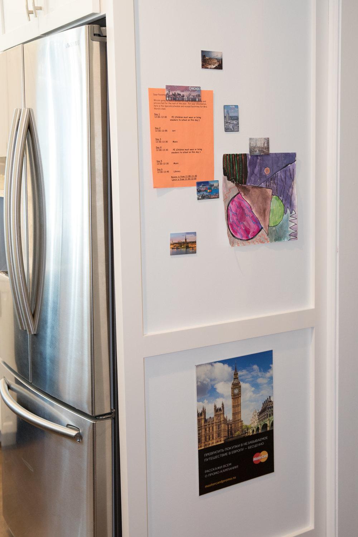 Magnetic Refrigerator Side