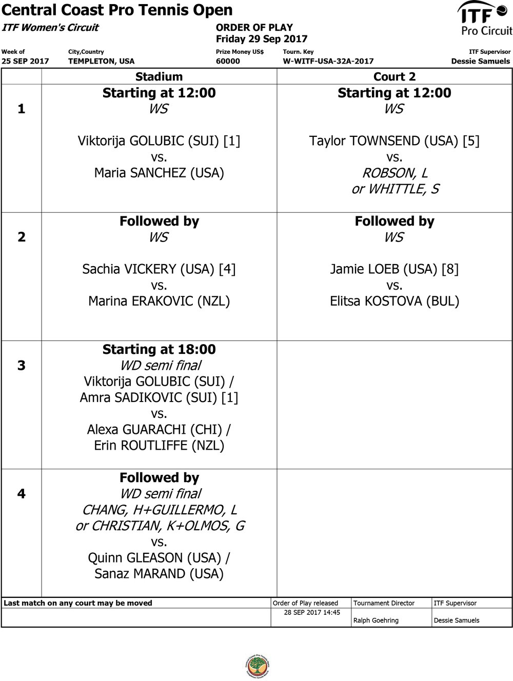 Friday Order of Play.jpg