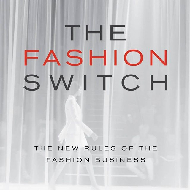 Can't wait for the weekend? We know the perfect book for you to read during those gloomy days.  The Fashion Switch is the newest fashion business book you can find. Written by Joanne Yulan Jong, it's an incredibly relevant and in-depth guide to a five-star method on how to succeed in the fashion market dominated by large corporations with unlimited budgets. If you want to find out how to make your brands' story unique and use it as an advantage, how to stand out from the crowd, engage customers and manage your finances is a must read for you!