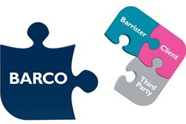 BARCO - BARCO is the Bar Council's third party escrow account that provides barristers and their clients, as well as solicitors, with a secure, regulator-approved method of making payments and transferring funds. Equally important is the protection it affords to the consumer.Continue reading . . .