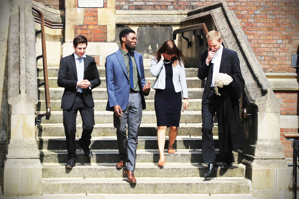 Pupillage Fair - This year's Bar Council Pupillage Fair attracted over 50 exhibitors, including Specialist Bar Associations (SBAs), universities and chambers, and was attended by over 600 students.Continue reading . . .