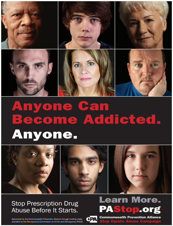 Anyone Can Become Addicted