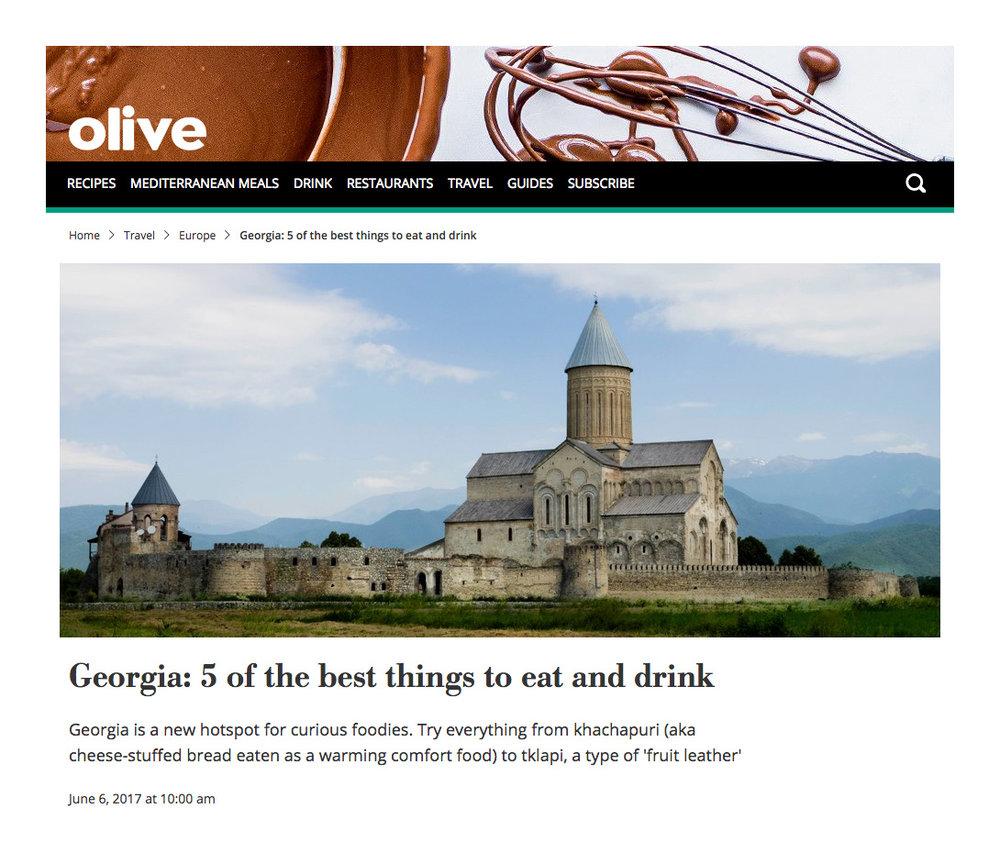 2017-06 BBC Olive Tasting Georgia