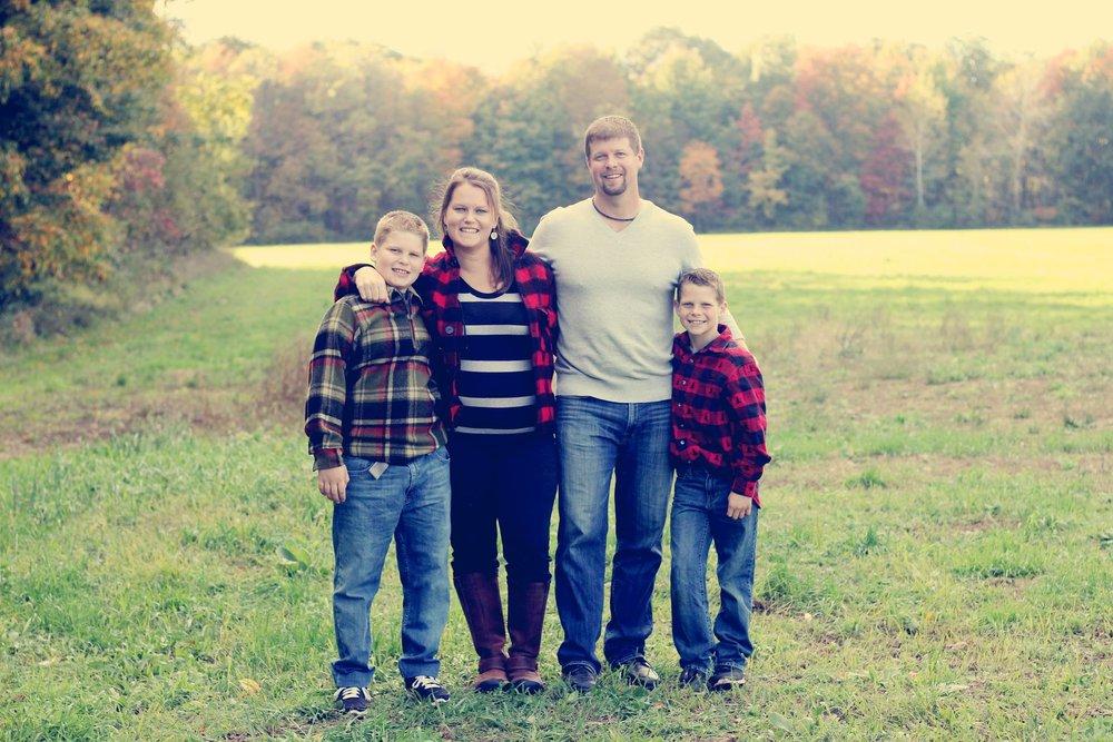 Jamie Dentler Family