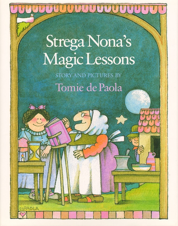 Strega Nona's Magic Lessons Harcourt.jpg