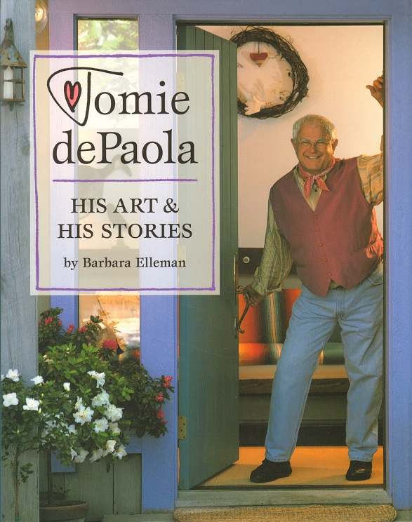 Tomie dePaola, His Art & His Stories.jpg