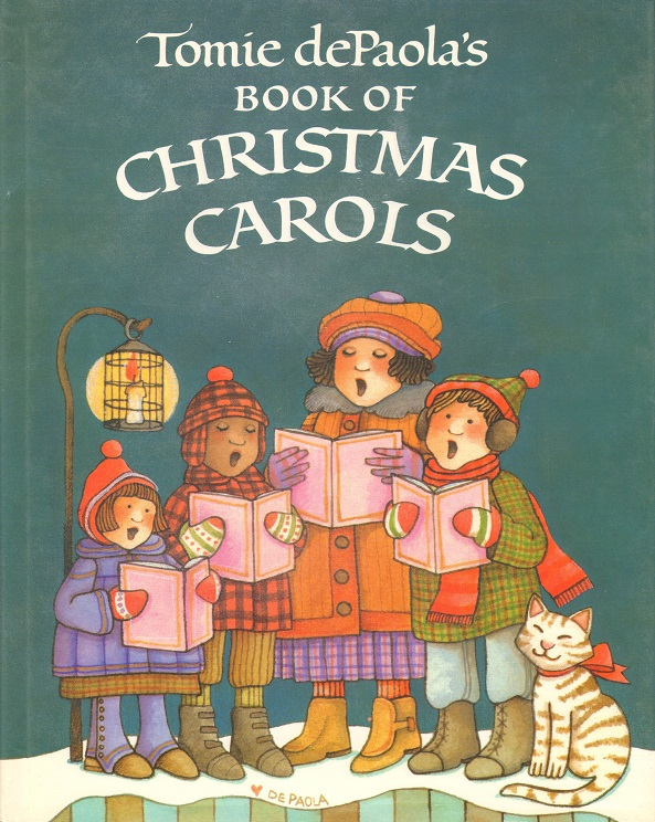 Tomie dePaola's Book of Christmas Carols.jpg