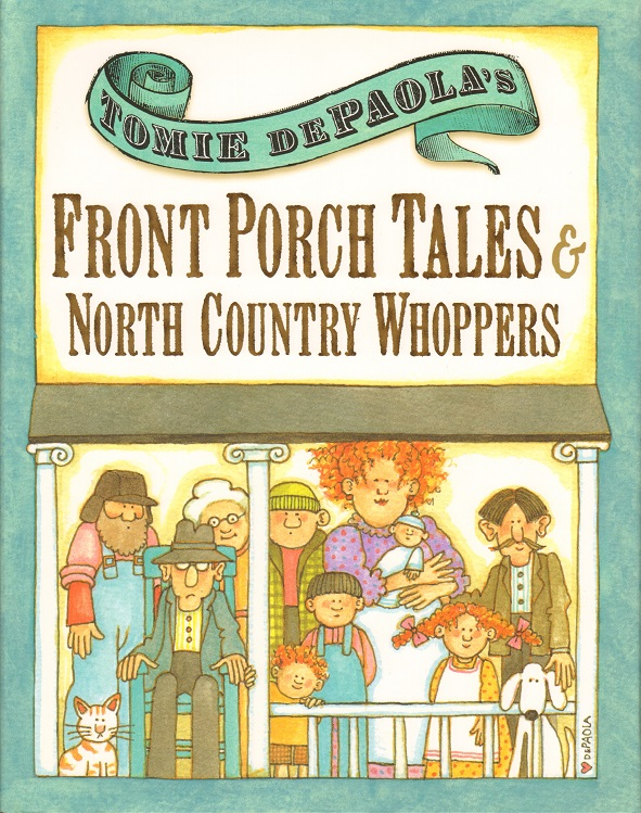 Tomie dePaola's Front Porch Tales.jpg