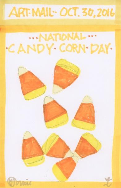 Candy Corn 2016