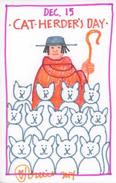 Cat Herder's 2014