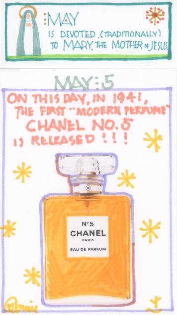 Chanel No. 5 2017