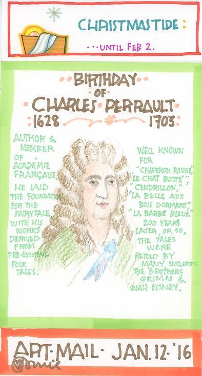 Charles Perrault 2016
