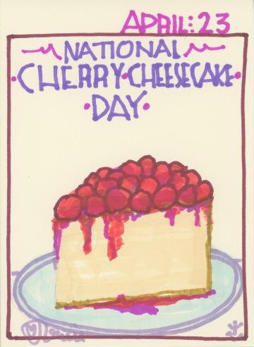 Cherry Cheesecake 2017